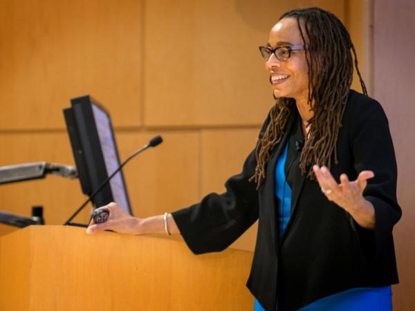 Roberts, a professor of professor of law, Africana studies and sociology at the University of Pennsylvania