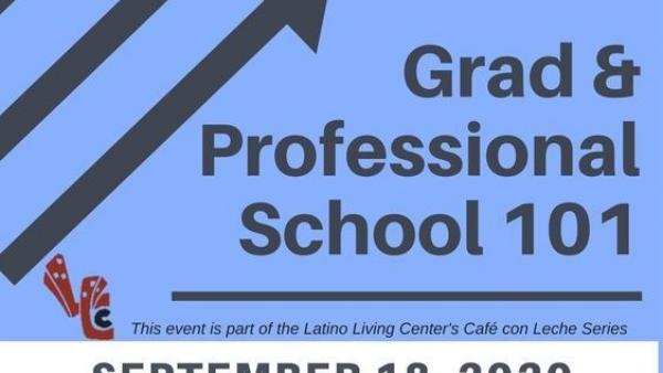 Graduate and Professional School 101!